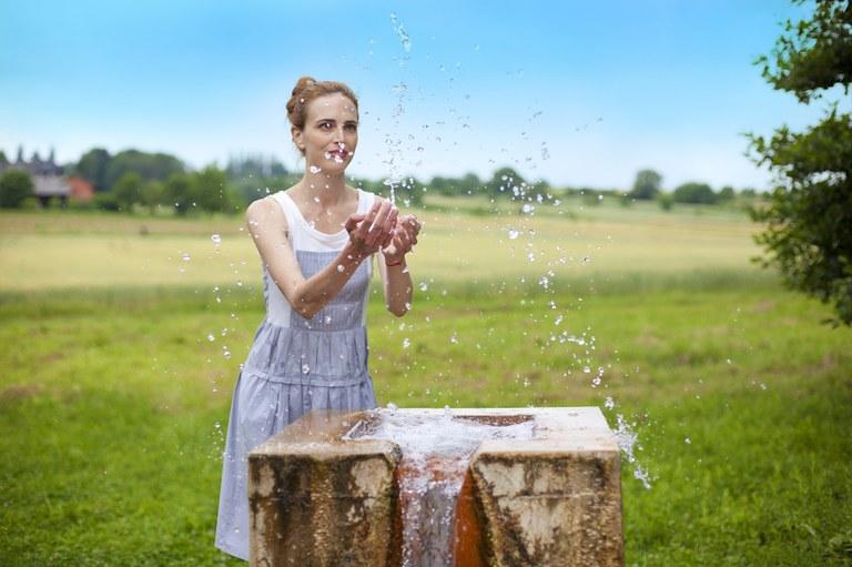 Zagotavljamo varen dostop do pitne vode: Evropska sredstva za posodobitev vodovodnega sistema v občini Renče-Vogrsko